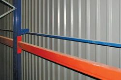 Backstops – Protection Against Falling Pallets