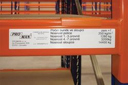 Load Capacity Labels