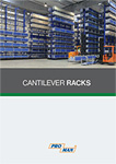 Cantilevered racks