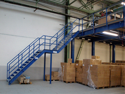 Racking System and Steel Platform Inspection